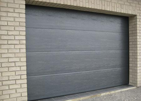 Installation porte de garage Maubeuge